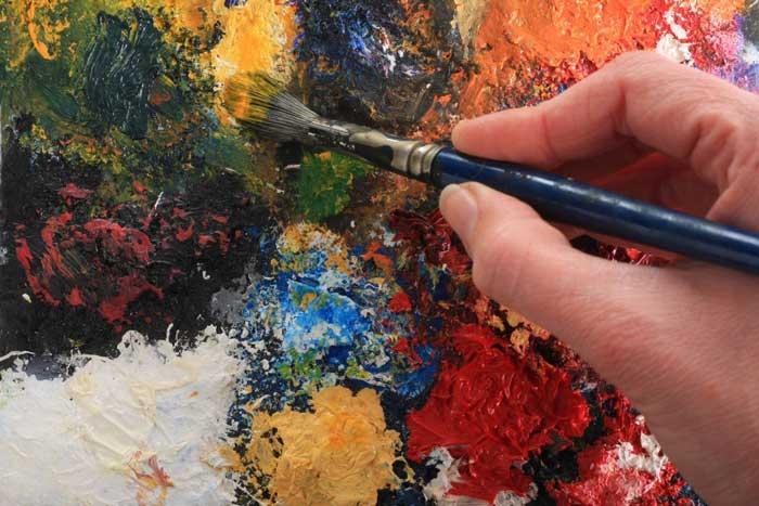 نقاشی بکشید تا آلزایمر نگیرید